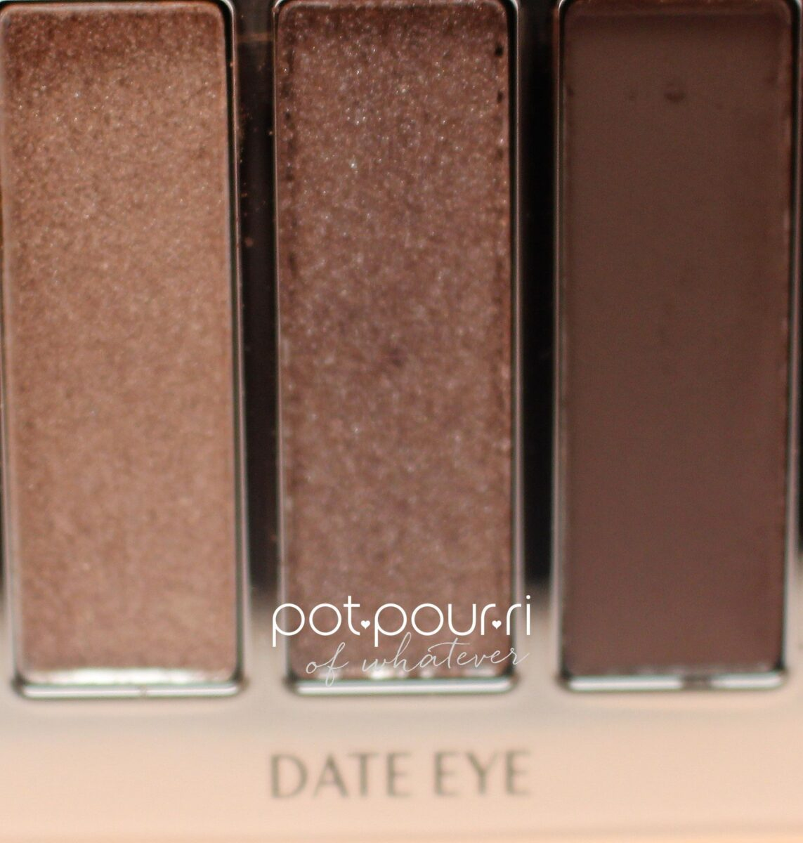 Date Night Eyeshadows