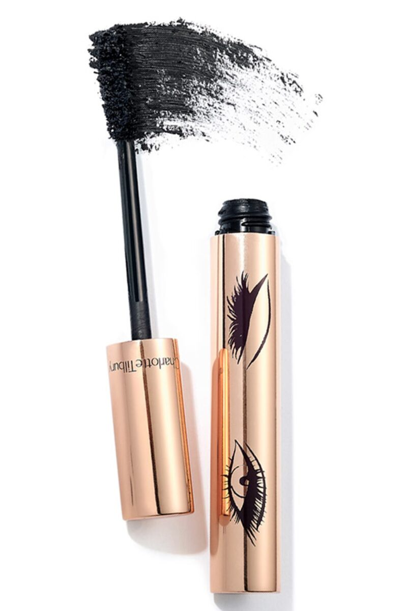 0f002a9d1c0 Moreover, the lashes on these eyes are long and voluminous. charlotte- tilbury-legendary-volume-2 mascara-wand