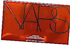 THE NARS AFTERGLOW EYESHADOW PALETTE COMPACT
