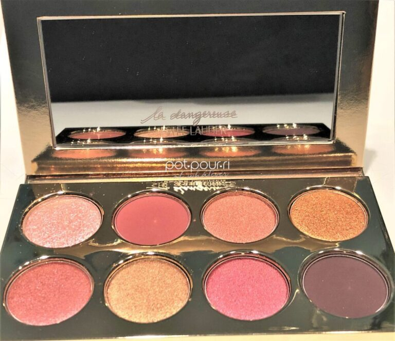 Estee Lauder X Violette Dangereuse Collection Amour Amour Eye Shadow Palette