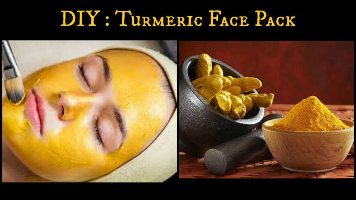 homemade-turmeric-face-pack