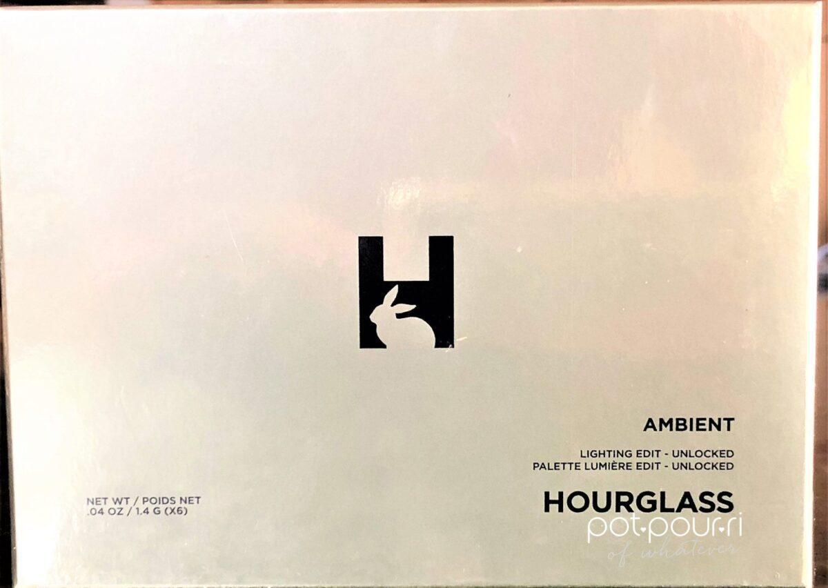 packaging box hourglass ambient lighting edit unlocked