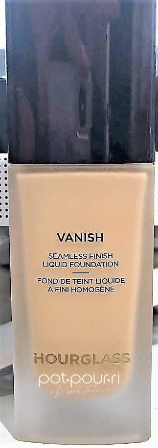 HOURGLASS VANISH LIQUID FOUNDATION BOTTLE