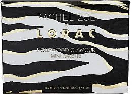 LORAC X RACHEL ZOE HOLLYWOOD GLAMOUR MINI EYESHADOW PALETTE GOLDEN EYES