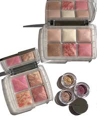 HOURGLASS SCATTERED LIGHT GLITTER EYESHADOW , AMBIENT LIGHTING EDIT, AND AMBIENT LIGHTING BLUSH