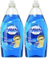 DAWN DISHWASHING LIQUID
