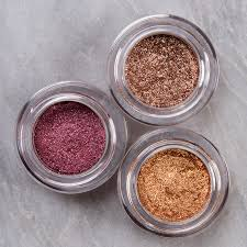 THE SCATTERED LIGHT GLITTER EYESHADOWS IN THREE SHADES