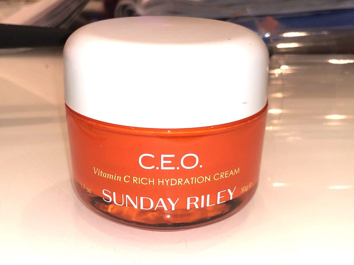 C.E.O. SUNDAY RILEY CREAM