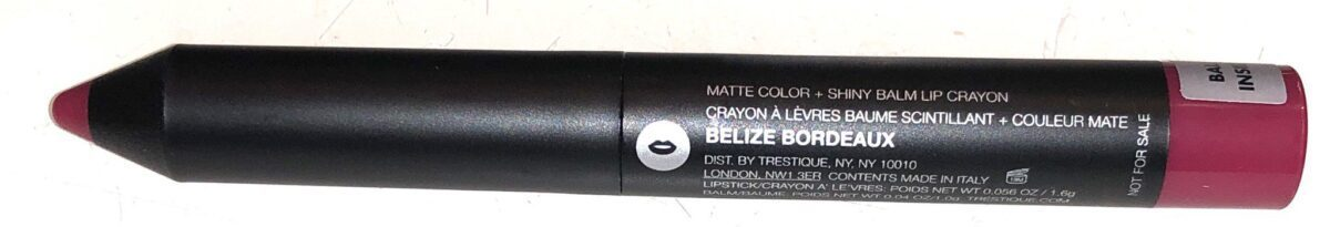 THE LIP CRAYON WITH COVER ON