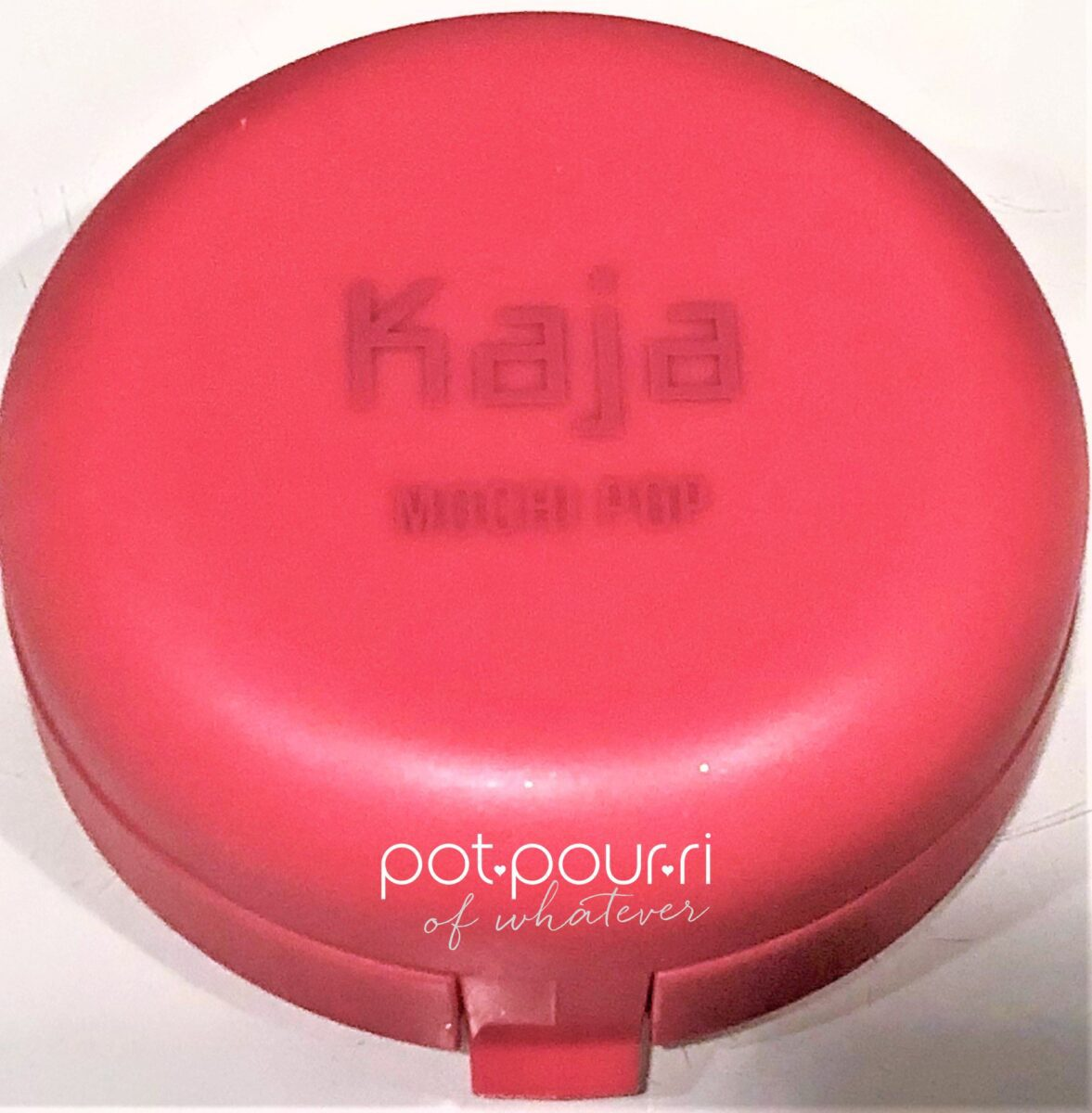 KAJA MOCHI POP BOUNCY BLENDABLE BLUSH SNAP LOCK CLOSURE