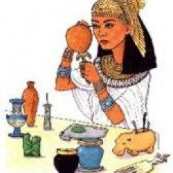 ancient egyptian women wore makeup-to make themselves-more-attractive-for-their gods