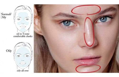 moisturize oily skin