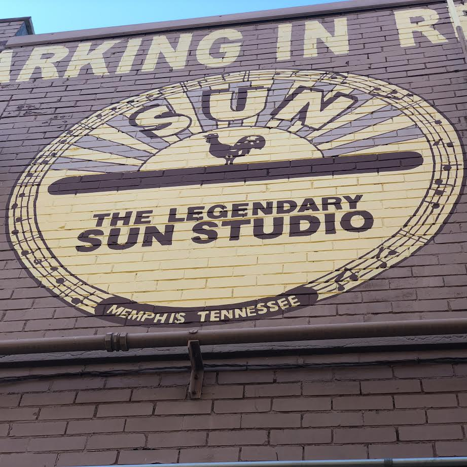 THE LEGENDARY SUN STUDIO IS WHERE ROCK N' ROLL WAS BORN