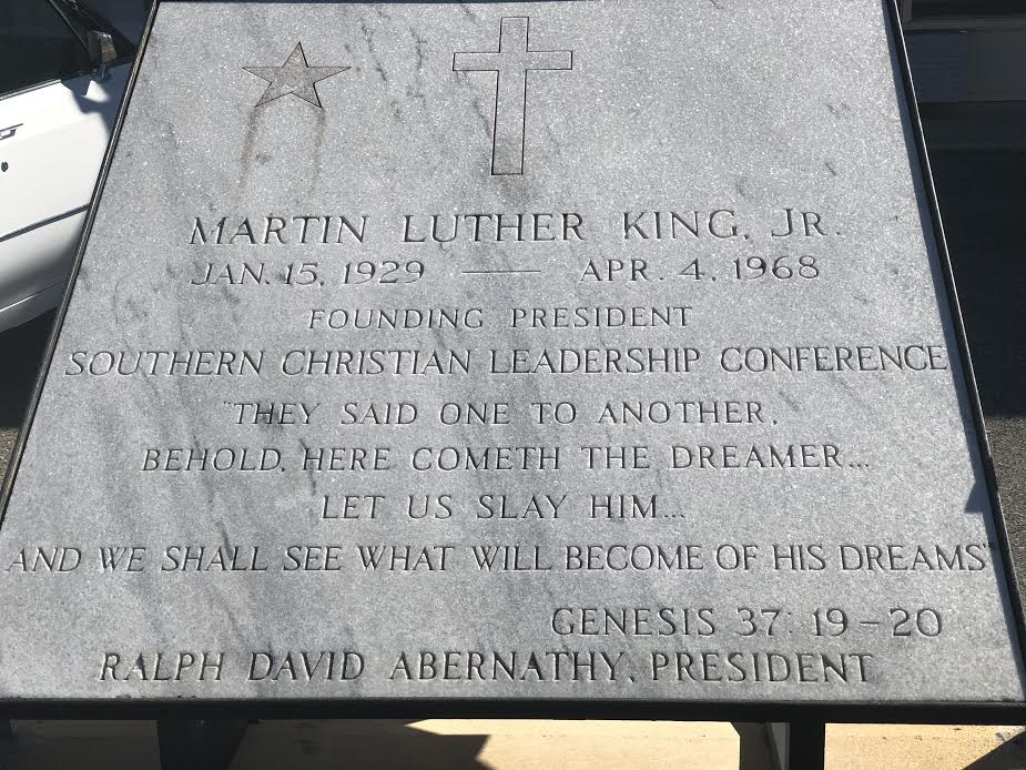 memphis-martin-luther-king-stone