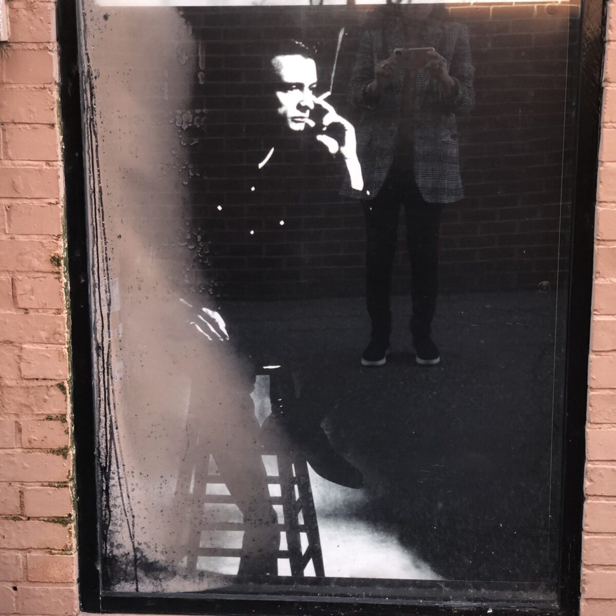 JOHNNY CASH PICTURE FROM SUN STUDIO