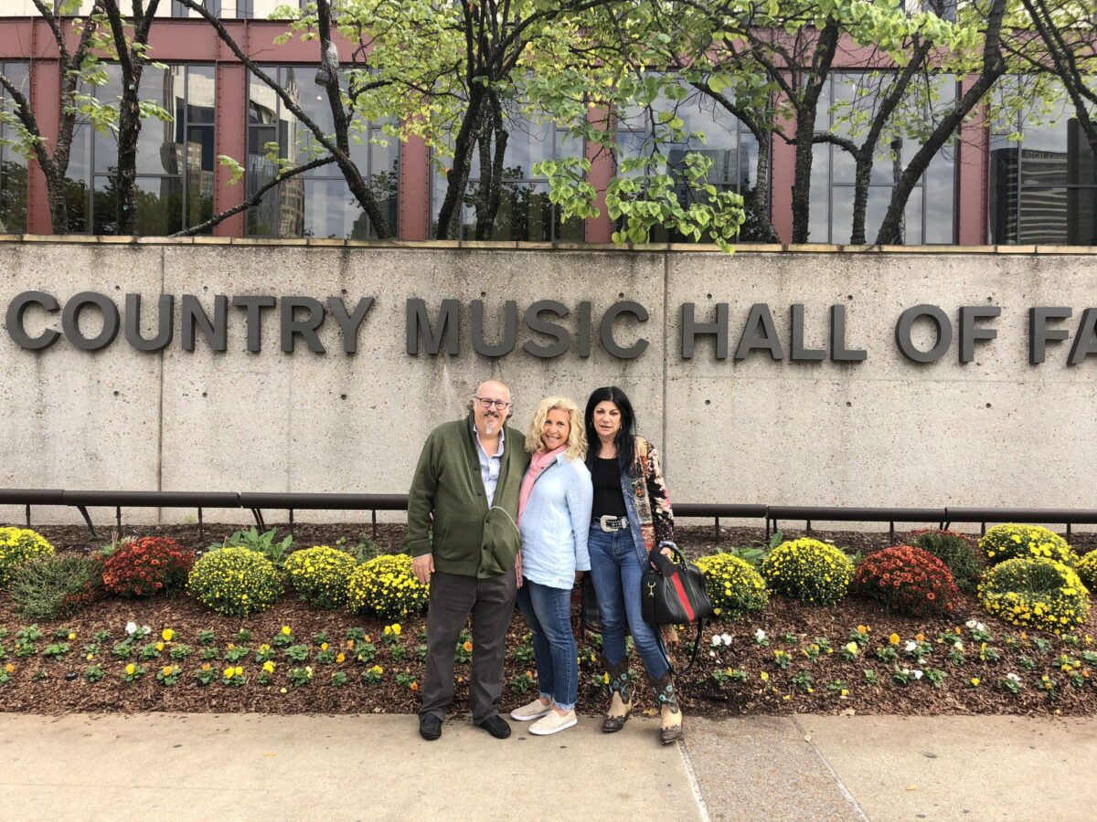 OUTSIDE COUNTRY MUSIC HALL OF FAME