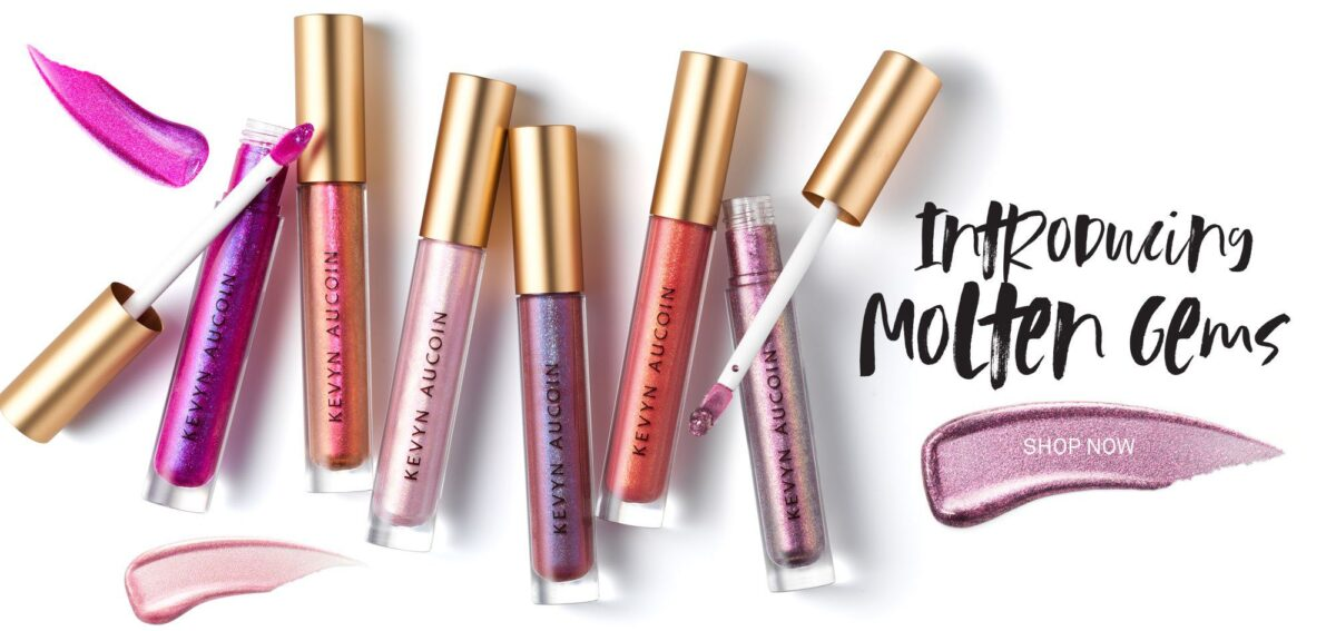 New Spring Makeup Kevyn Aucoin for lips