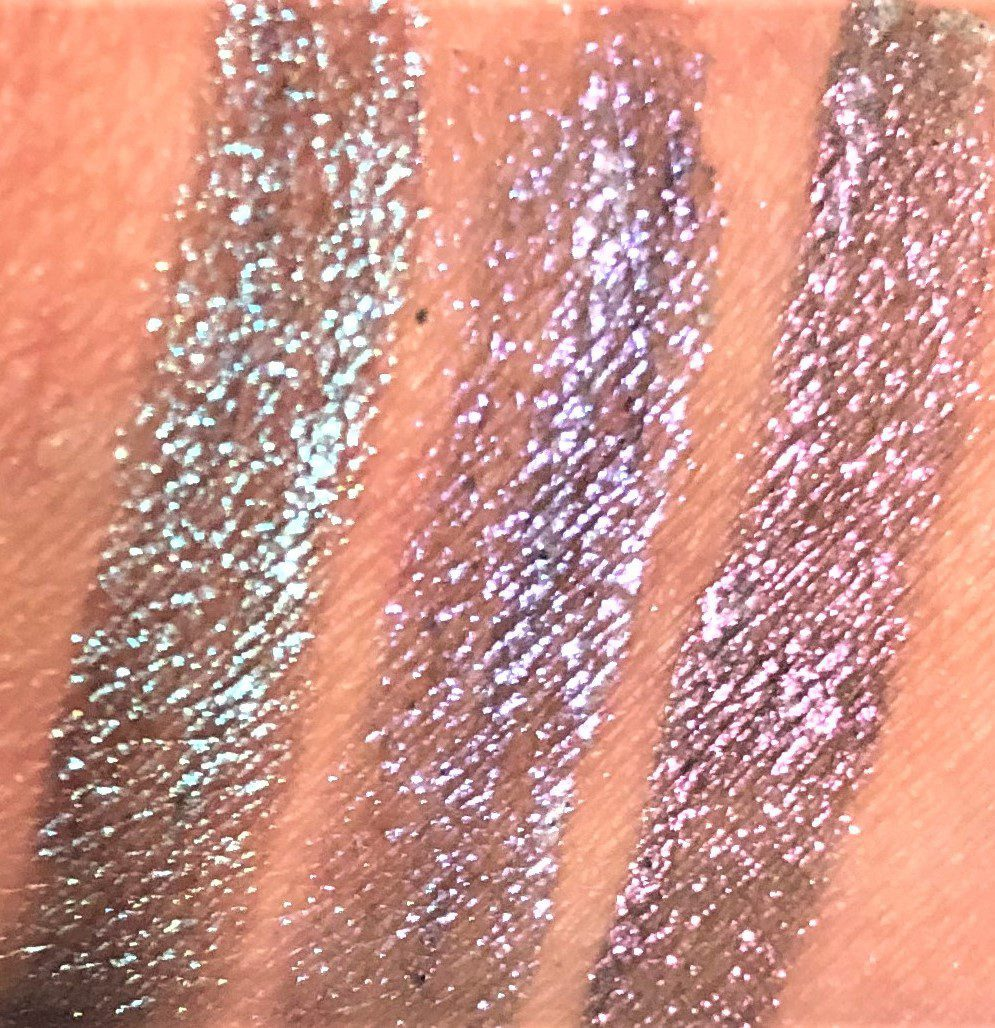no two swatches of the same shade are exactly alike