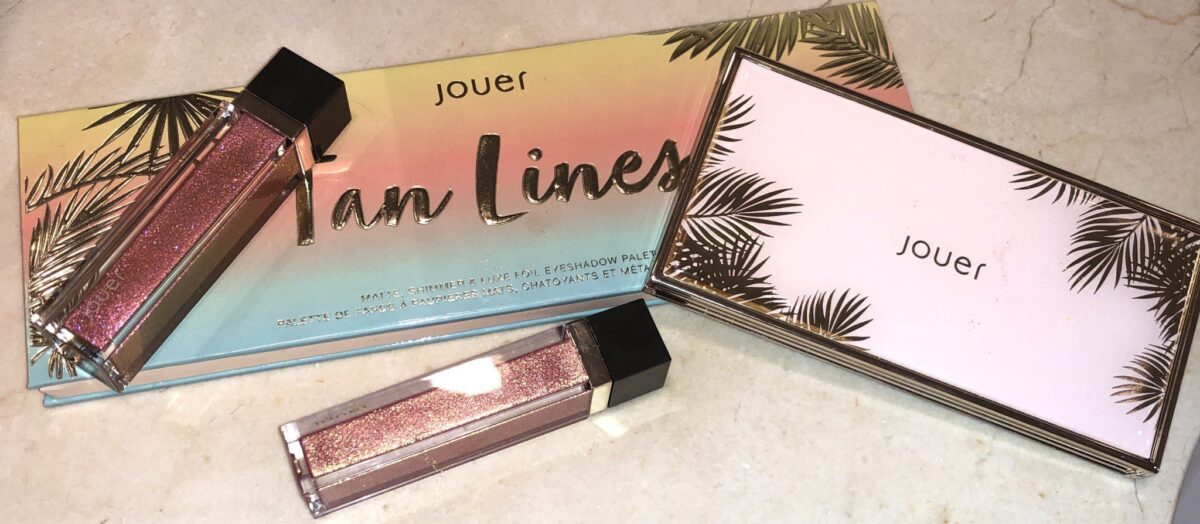 PACKAGING FOR JOUER TAN LINES SUMMER COLLECTION