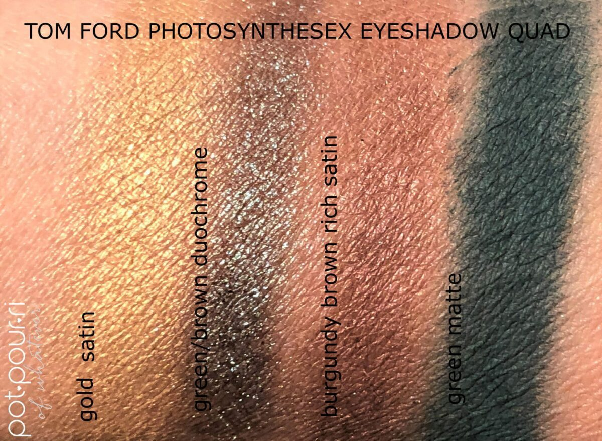 PHOTOSYNTHESEX SWATCHES