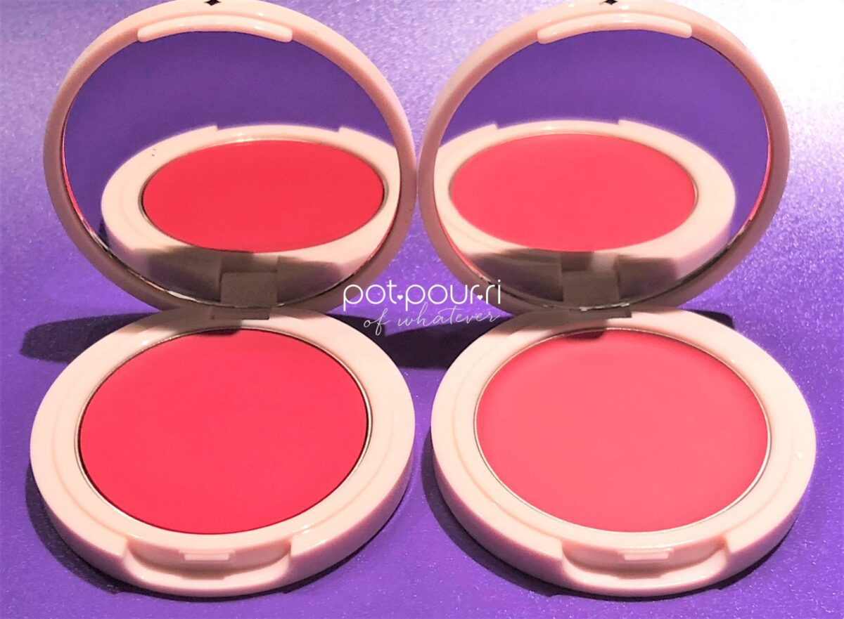 JILLIAN DEMPSEY CHEEK TINTS COMPACT WITH MIRROR