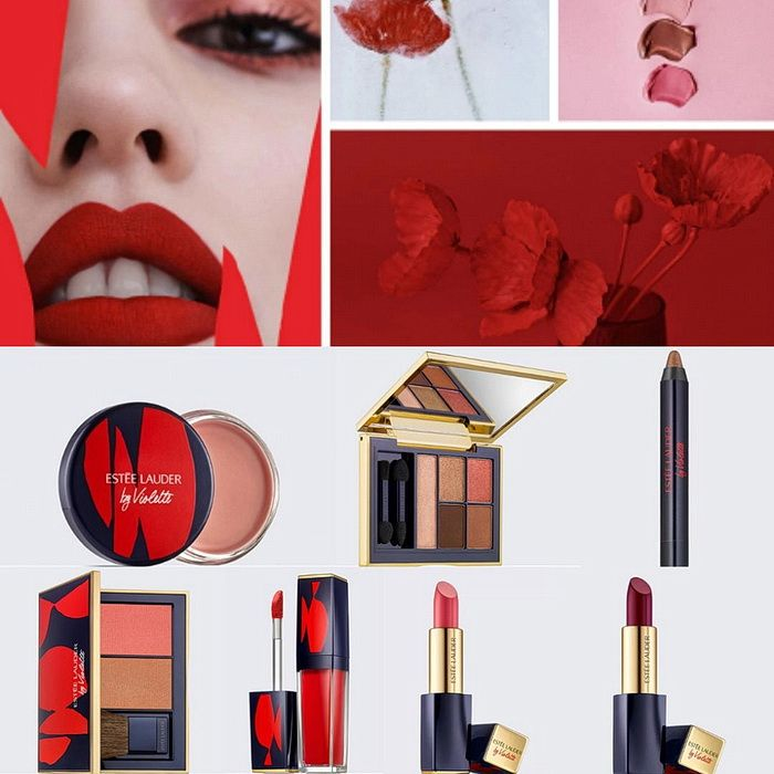 violette-collection-for-estee-lauder-poppy-savage-7-piece-capsule-limited-edition