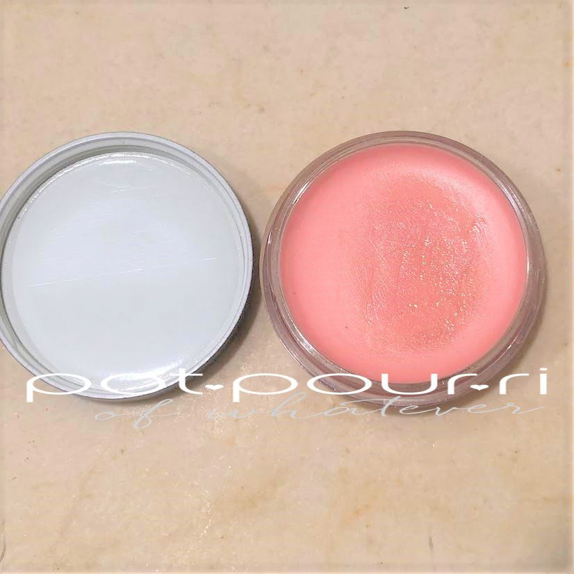 soft glow compact and lid