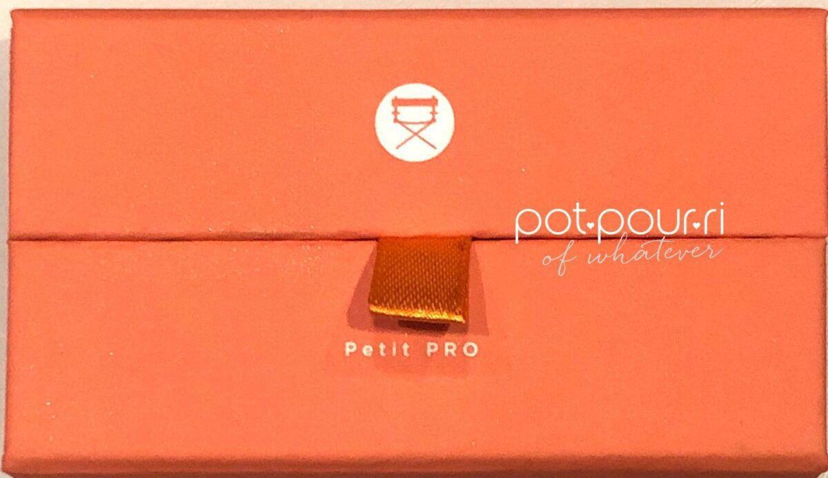 BRIGHT COLORFUL PACKAGING FOR VISEART PETIT PRO PALETTES #4 AND #5